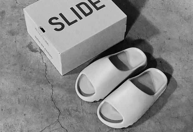Yeezy,slide, 最便宜的 Yeezy 来了!Yeezy Slide 下月发售,仅需...