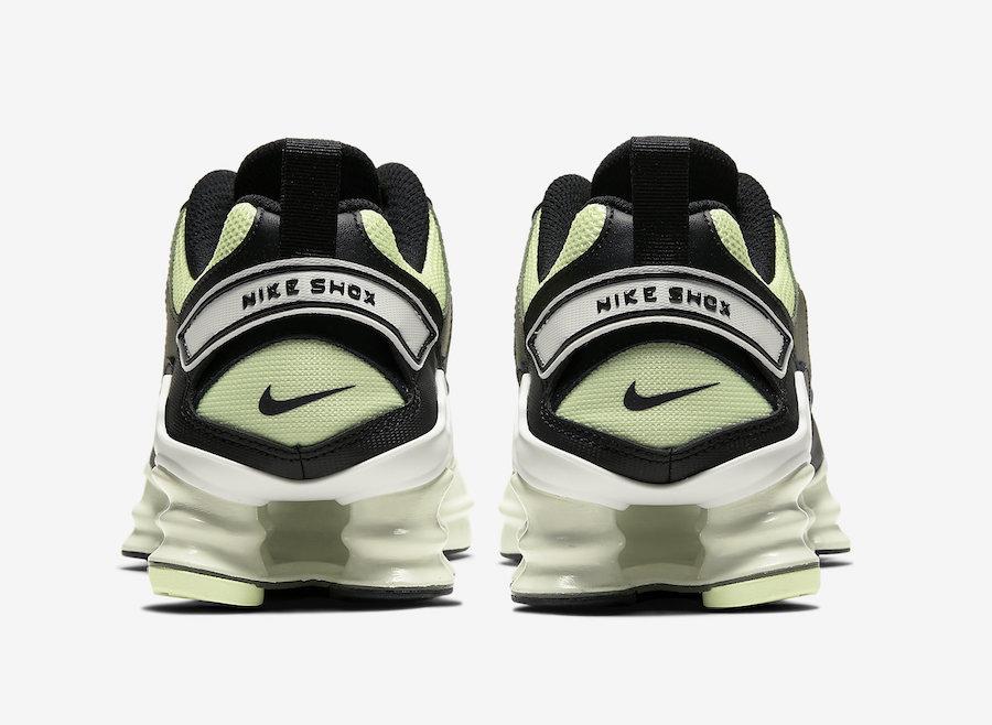 Nike Shox Nova,AT8046-001,AT80 清新糖果色调!全新配色 Nike Shox Nova 下月发售!