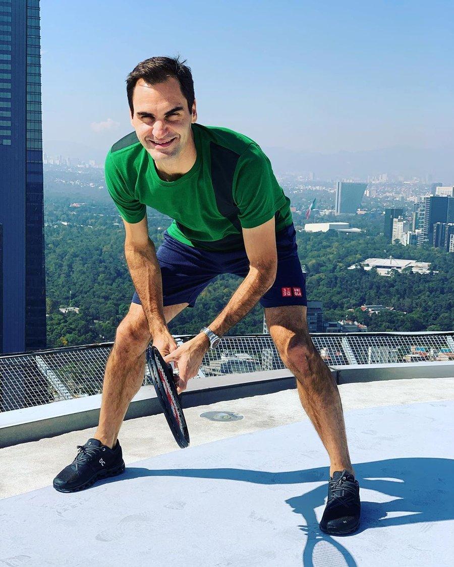 费德勒,On,昂跑 刚刚,离开 Nike 的费德勒宣布:加盟新鞋款品牌!