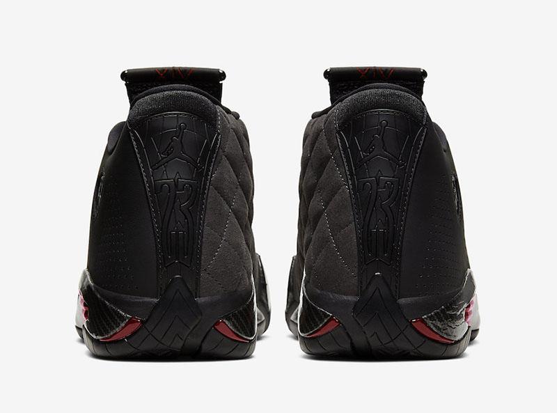 Air Jordan 14 SE,AJ14,Black Fe 前所未有奢华规格!黑色法拉利 AJ14 官图曝光,下月即将发售!