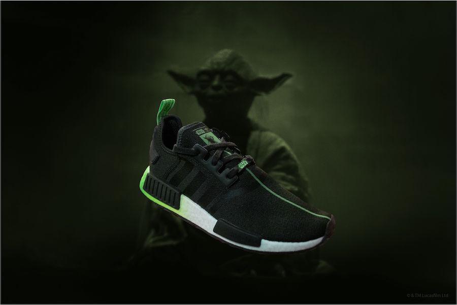 adidas,Star Wars,发售 星战 x adidas 再曝六双新鞋!黑武士配色终于登场