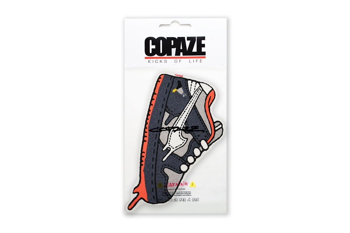 Copaze, OW x IKEA 抢不到,他们的 TS x AJ1 你可以买!只不过是...