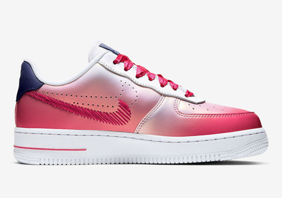 Nike,Air Force 1,Kay Yow,CT109  今年 AF1 也太火了!抗乳腺癌限定 + 又一款城市主题你打几分?