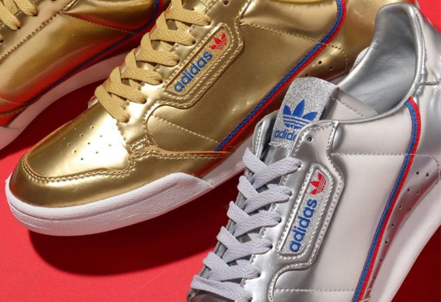 adidas,CONTINENTAL 80,FW5352,F 浮夸复古风!全新 adidas CONTINENTAL 80 现已发售