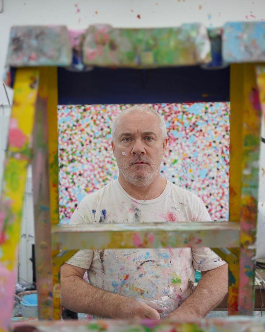 Damien Hirst,Vans Vault, 英国艺术家联名!Damien Hirst x Vans Vault 系列下月发售!
