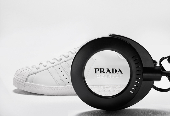 Prada,adidas 限量 700 套,售价 2W 多人民币!Prada x adidas 下月登场!