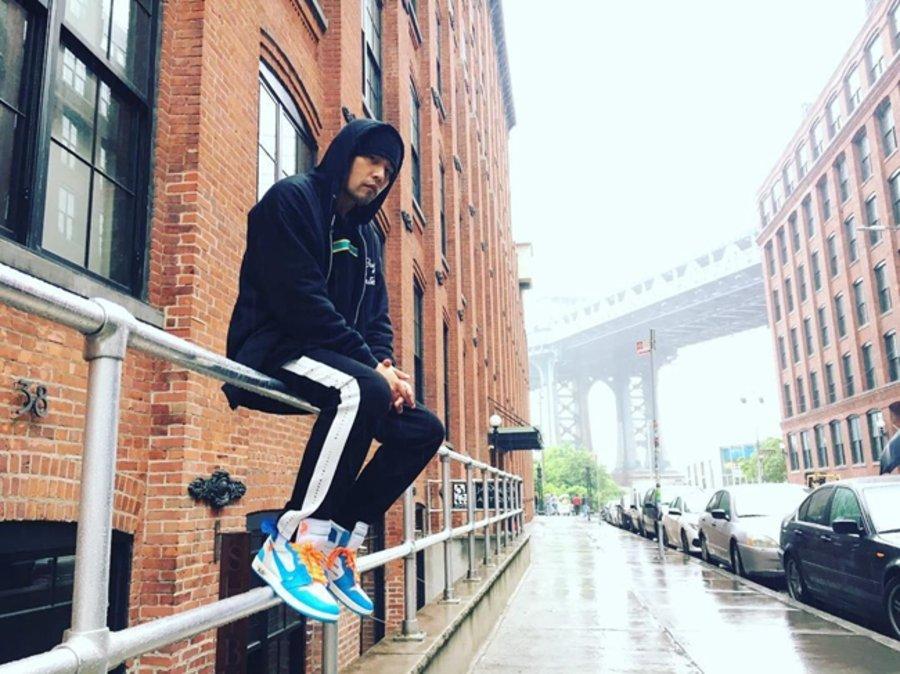 陈冠希,藤原浩,周杰伦,Nike,Air Force 1  先酸为敬!冠希、杰伦、藤原浩,到底藏着多少自己穿的宝藏球鞋