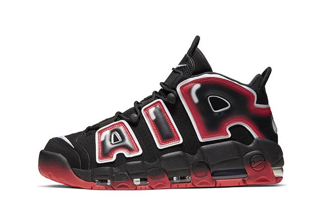 Nike,Air More Uptempo,Laser Cr 低调又浮夸,可能说的就是这双「大 AIR」!