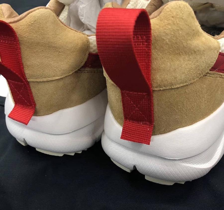 Nike,Tom Sachs,Nike Mars Yard, 火星鞋 Mars Yard 实物细节曝光!明年可能是补货发售