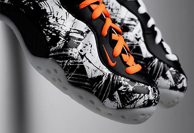 Nike,Air Foamposite One,314996  扣碎篮板喷 Foamposite One 官网已断码!想要的赶快冲!