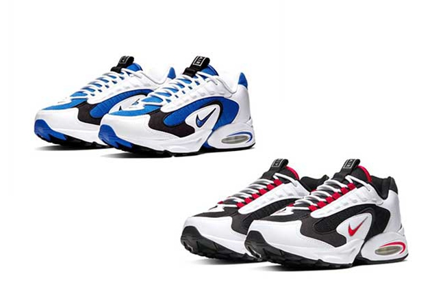 Nike,Air Max Triax 9,Varsity R 浓郁复古气息!两双全新 Air Max Triax 96 即将发售!