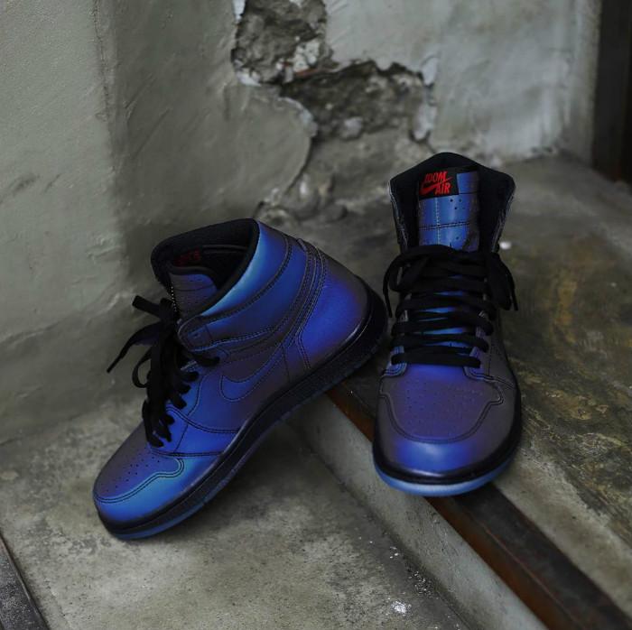 Nike SB,Air Jordan 1,AJ1,Brain  本周发售提醒!冠希白丝绸、鸳鸯 AJ1,还有不容错过的 TNF 联名!