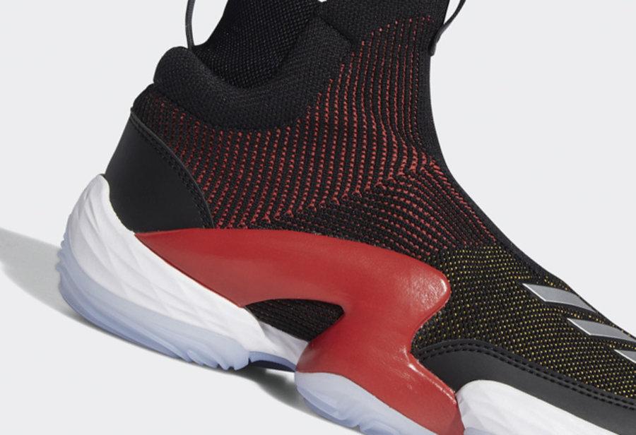 adidas,N3XT L3V3L 2  天足风格鞋底 + 细节进化!新一代 adidas 无鞋带篮球鞋来了!