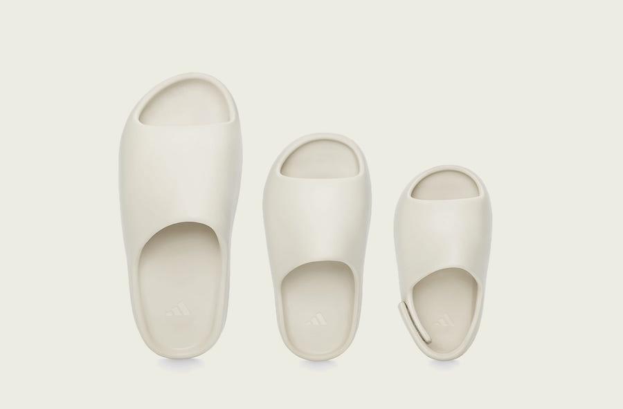adidas,Yeezy Slide,发售 本月的第一双 Yeezy 竟然是它!Yeezy Slide 明天发售,只是...