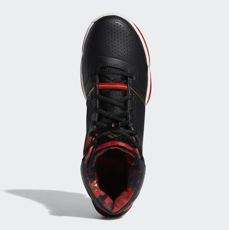 adidas,D Rose 1,发售 2020 年 CNY 大招抢先曝光!罗斯 D Rose 1 年初复刻回归!