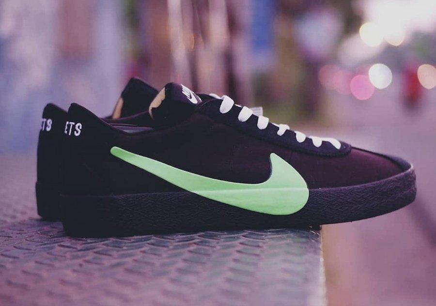 POETS,Nike SB, 元老级滑板品牌联名!POETS x Nike SB 首度曝光!