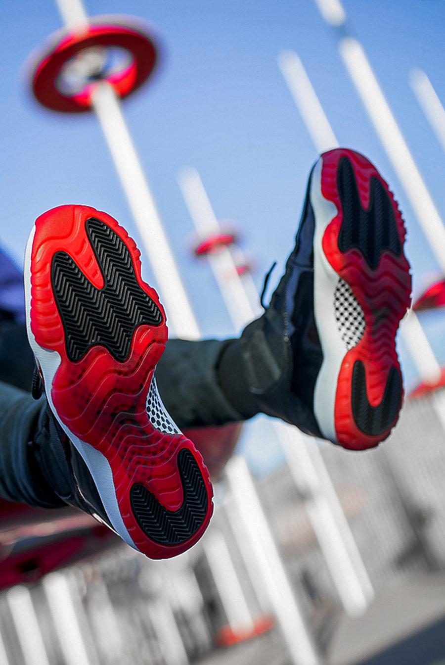 Air Jordan 11 Low,AJ11 Low,发售,  明年的王炸配色!Air Jordan 11 Low 实物首次曝光!