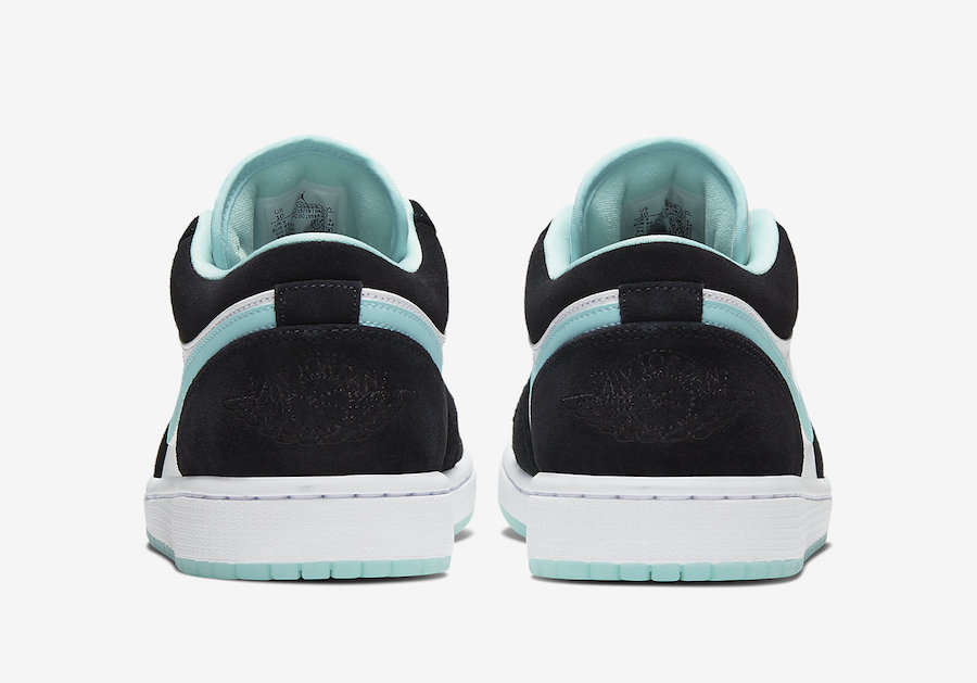 AIr Jordan 1 Low,AJ1 Low,发售,CQ 呼之欲出的小清新气息!Air Jordan 1 Low 新配色即将发售!