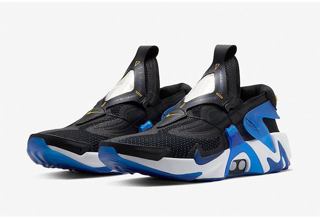 Nike,Adapt,Huarache, BV6397-00  前卫科幻造型!全新配色 Nike Adapt Huarache 下周发售!