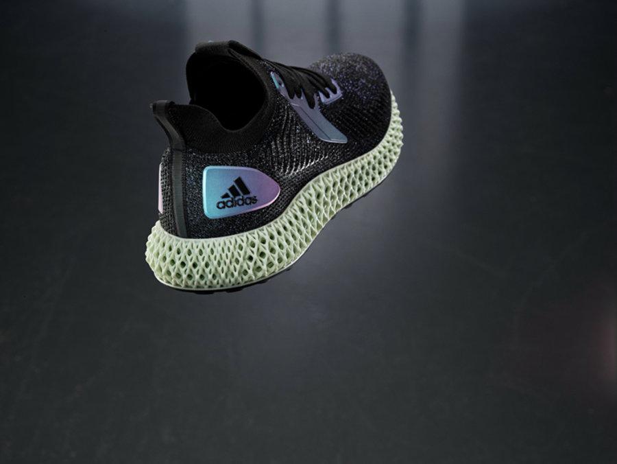adidas,Alphaedge 4D,FV6106,Spa 银河星空鞋面 + 渐变幻彩点缀!Alphaedge 4D 全新配色现已发售!