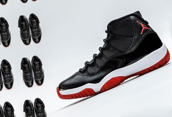 Air Jordan 11,AJ11,发售 三次原价入手机会!这波黑红 AJ11 主题活动,千万别错过!