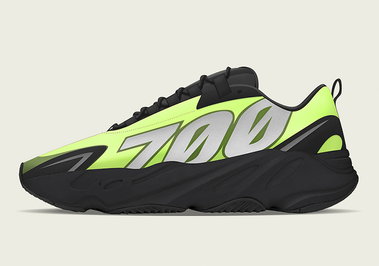 adidas,Yeezy Boost 700,MNVN,Ph Yeezy 700 MNVN 再曝全新 Phosphor 配色!预计明年发售!