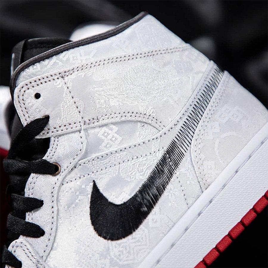 AJ1,Air Jordan 1 白丝绸领衔!今早 AJ1 家族三连发,你中了哪双?