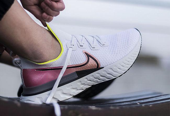 Nike,React Infinity Run  综合性能超强!这双幻彩 Nike 已加入明年 1 月「必买清单」!