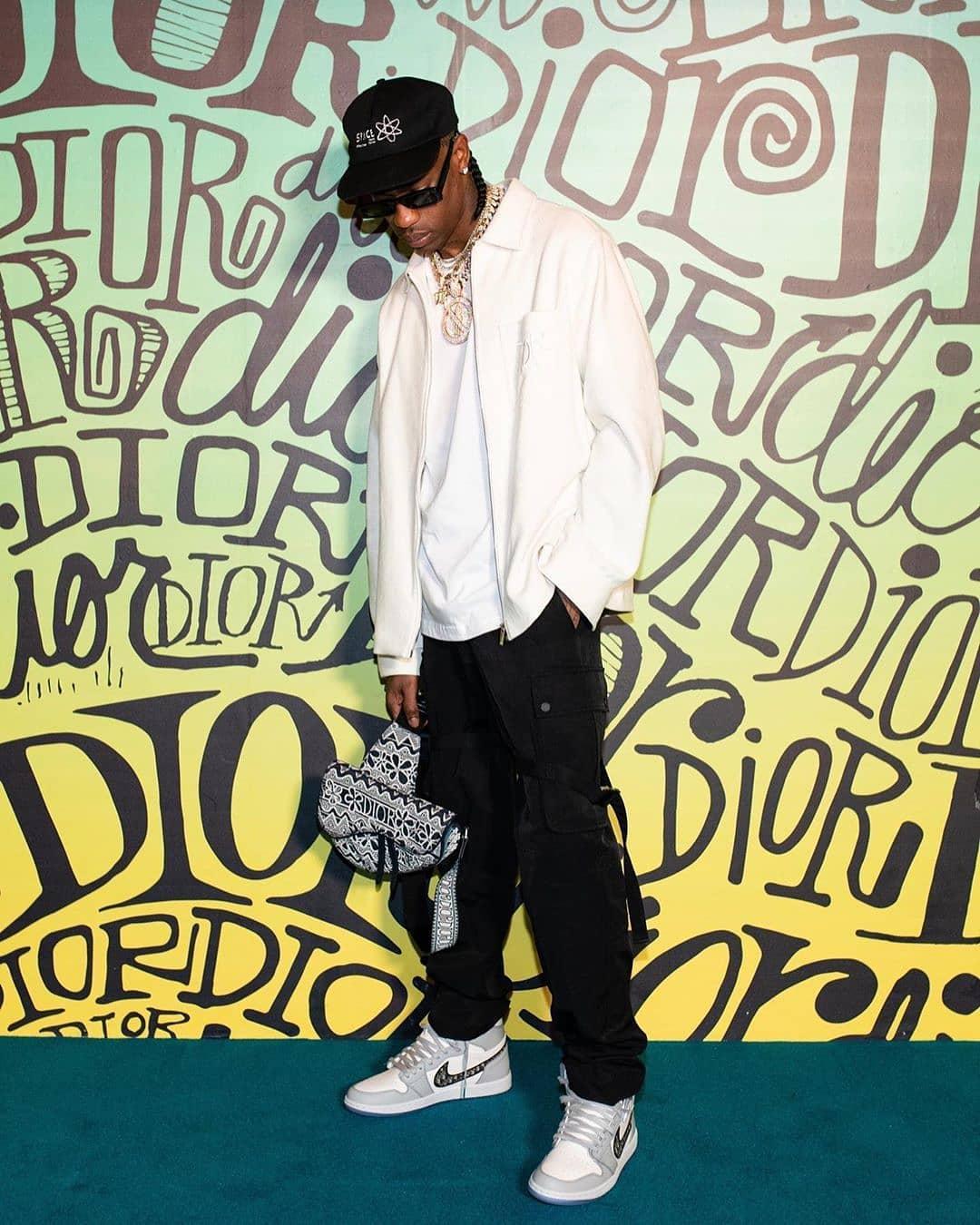Shawn Stussy,Dior,B23, 街头教父的最新力作!Shawn Stussy x Dior B23 联名款首度曝光!