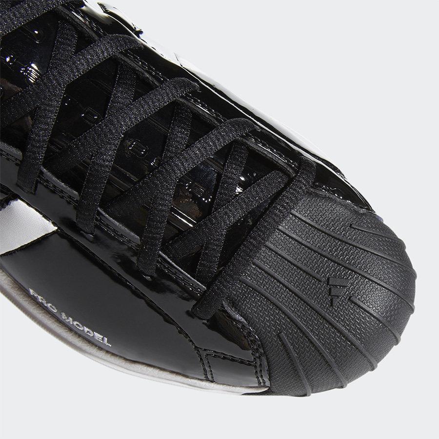 Pro Model 2G,adidas 经典首次回归!还有缓震升级!「贝壳头篮球鞋」又来了!