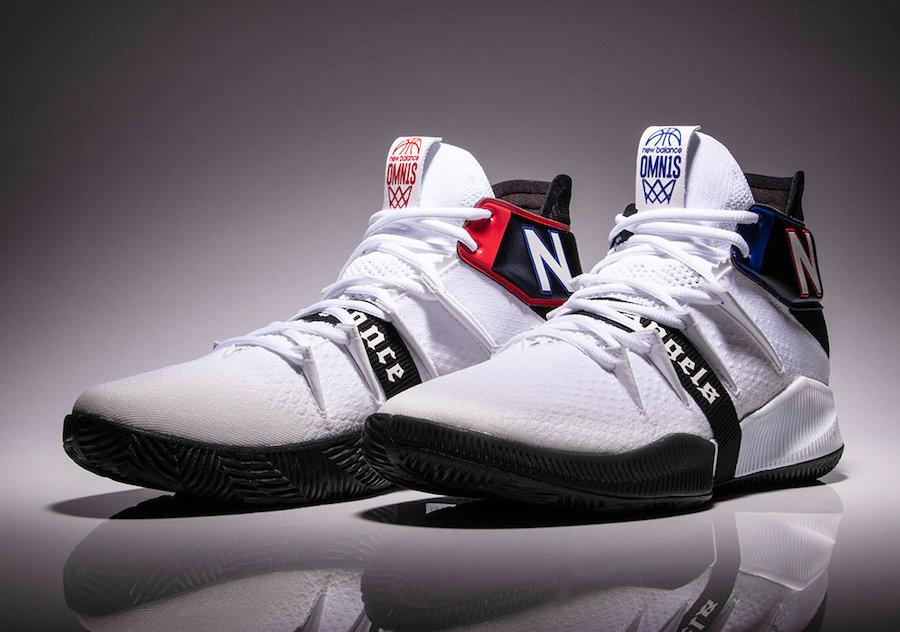 New Balance,OMN1S,发售 致敬天使之城!伦纳德战靴 New Balance OMN1S 即将发售