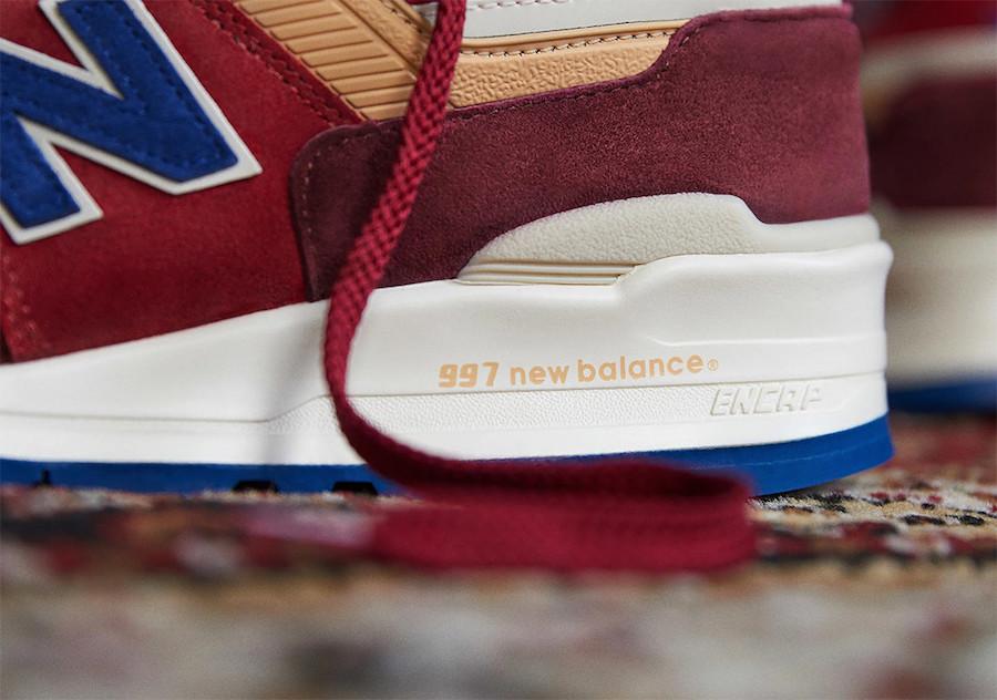 New Balance,NB,M997, 简洁高级的新联名!END x New Balance M997 本周登场!