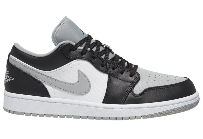 Air Jordan 1 Low,Air Jordan 1 黑脚趾小 Shadow!这两双 AJ1 新品你可千万别小瞧!