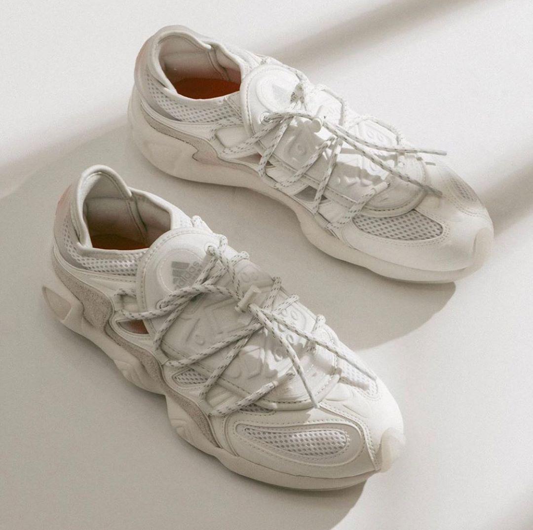 032c,adidas,发售 亮相 INNERSECT 的神秘鞋款终于来了!032c x adidas 即将发售!