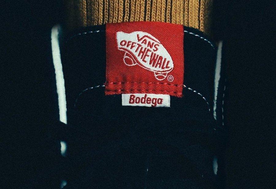Bodega,Vans Vault 每次联名都是狠货!Bodega x Vans Vault 即将发售!