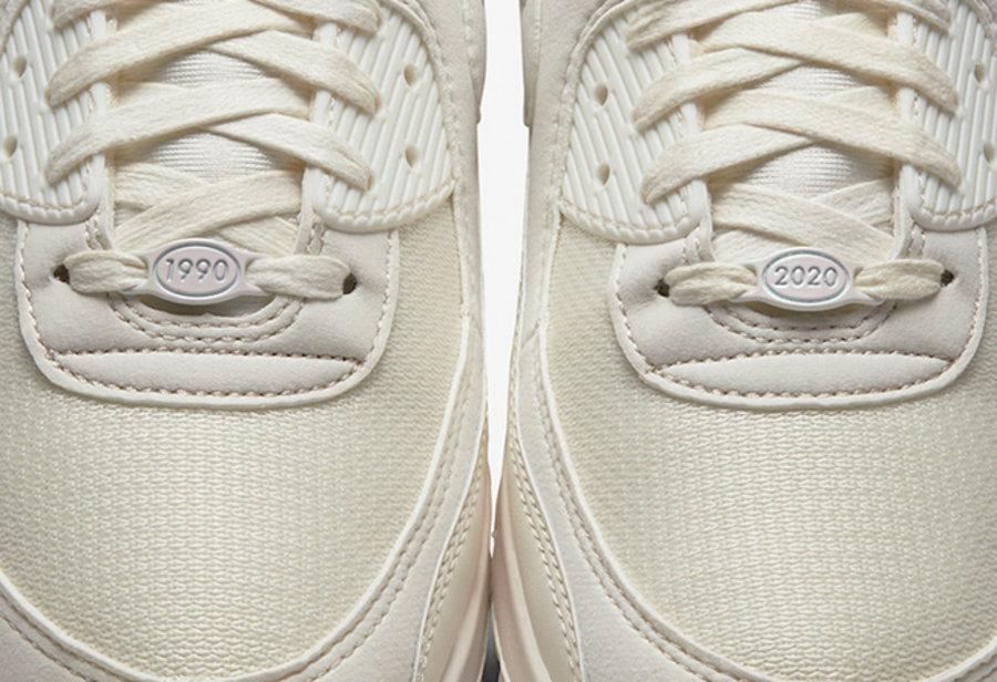 Air Max 90,Nike,发售 Air Max 90 也要 30 岁了!Nike 还为它打造了特别配色!