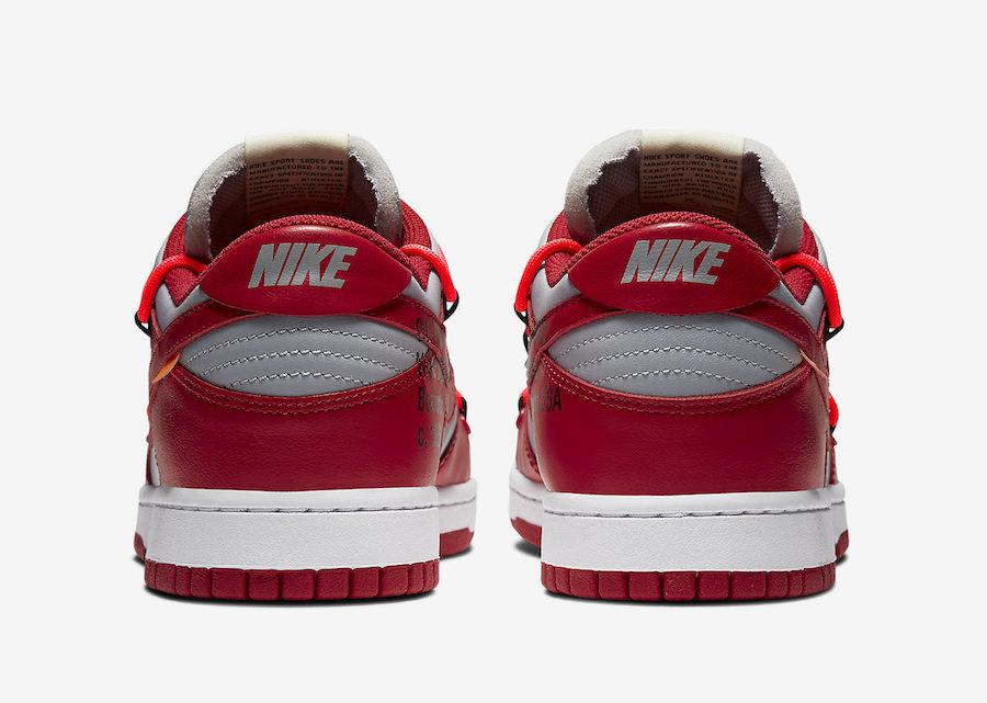 OW,OFF-WHITE,Dunk Low,Nike,发售, 「金字联名」的年末压轴大戏!OW x Nike Dunk Low 下周发售!