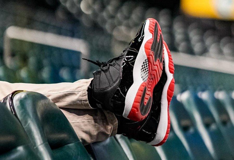 AJ11,Air Jordan 11,Nike, 7 年等一回!明早的黑红 AJ11 千万别错过!一周球鞋美图 12/13