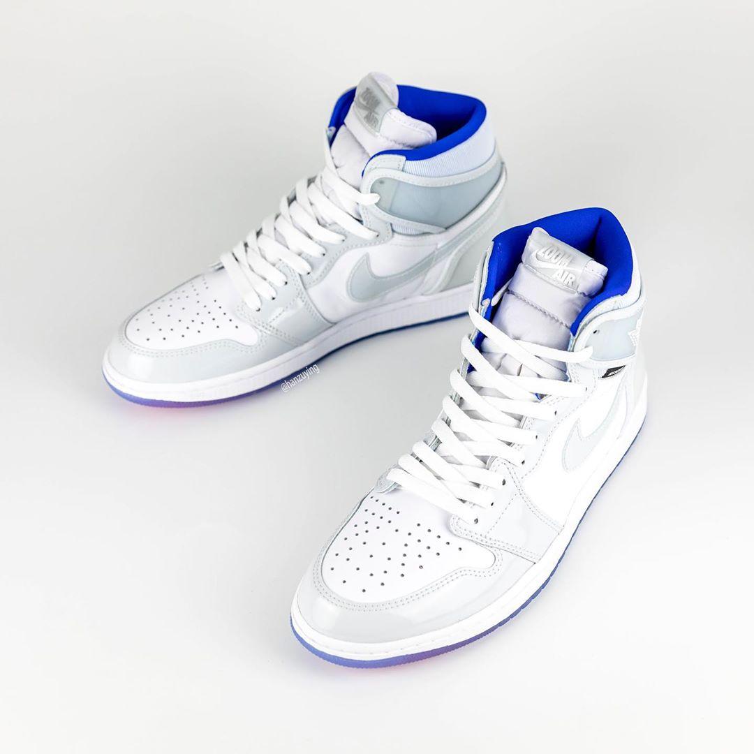 AJ1,Air Jordan 1,CK6637-104,发售 超高颜值好评刷爆!全新 Air Jordan 1 Zoom 下月发售!