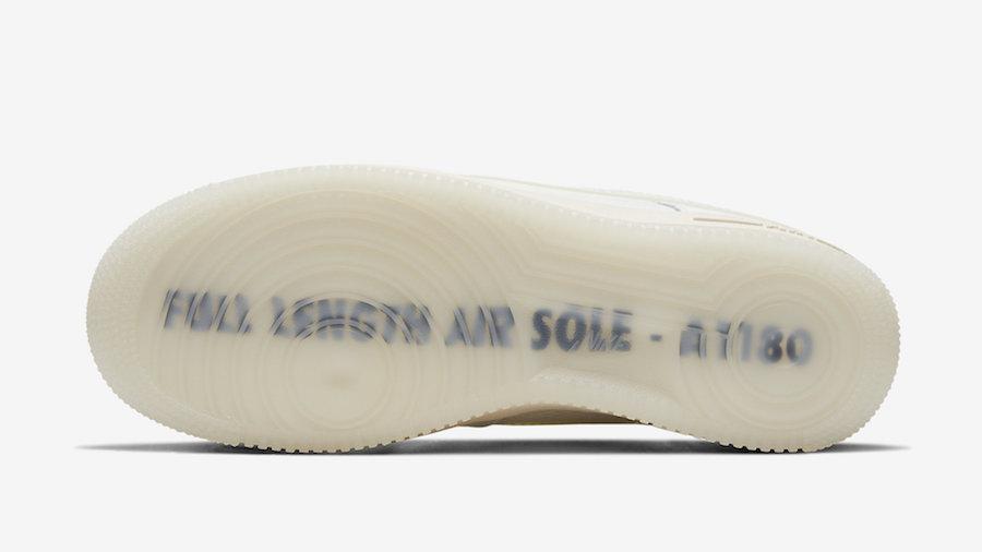 Air Force 1,AF1,Nike,发售,CV3040 酷似 OFF-WHITE 联名!这双解构 AF1 告诉你什么是诚意!