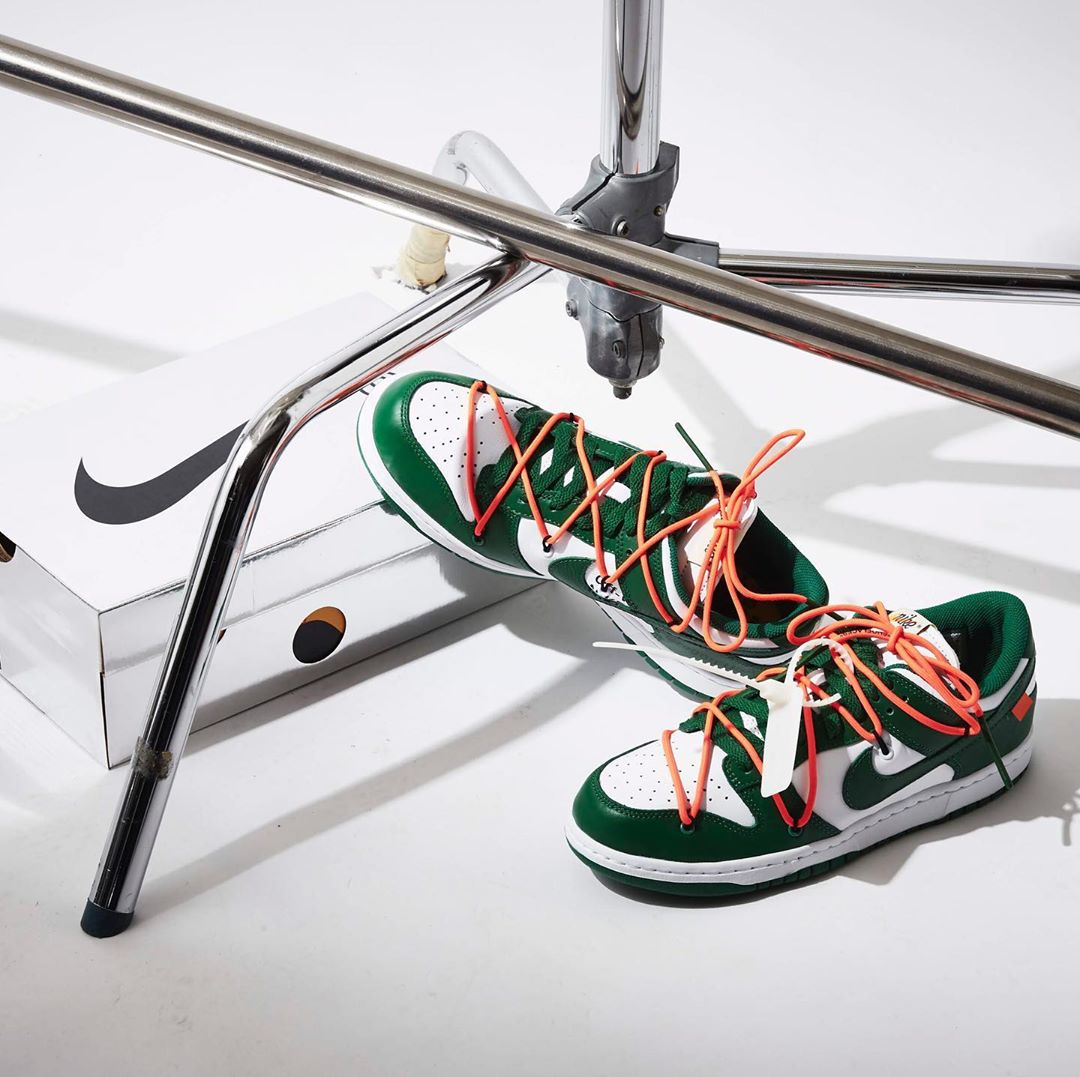 Nike,OFF-WHITE,Dunk Low,CT0856 今年最后一波 OFF-WHITE 联名!三双 Dunk Low 本周发售!