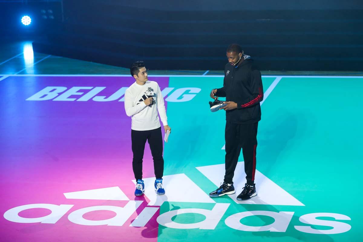 T-Mac,adidas,MZ2, 退役 6 年依旧粉丝万千!空降京城不仅带来 7 双新鞋,居然还...