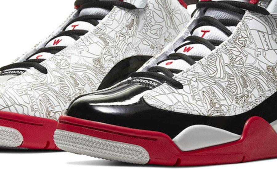 Air Jordan Dub Zero,AJ 融合 8 双 AJ 正代元素!这双 Air Jordan Dub Zero 太霸气了!