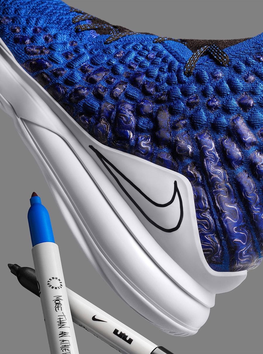 Nike,LeBron 17,发售 圣诞节当天发售!詹皇公司联名 LeBron 17 细节超多