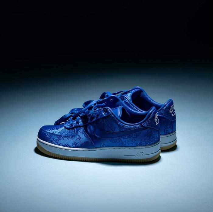 陈冠希,明星,Nike,Air Jordan 1,Air F 一口气发完「丝绸三部曲」,冠希终于彻底放空了自己!