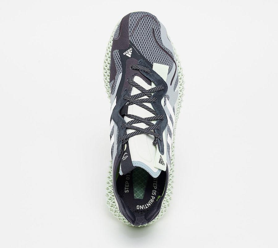 adidas,4D,发售,Runner V2 4D 刺绣 Logo + 迷彩花纹!adidas 4D 发布高颜值新品!