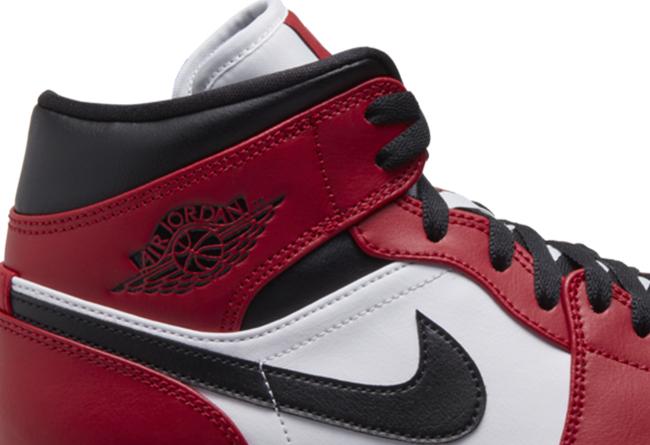 AJ1,Mid,554724-069,Chicago 芝加哥 AJ1 Mid 来了!鞋头还是翻转配色!
