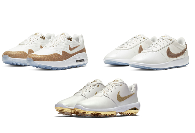 Nike,Golf,SWAROVSKI®,Air Max 1 有牌面有品位!奢华 Nike Golf x SWAROVSKI® 联名首度曝光!