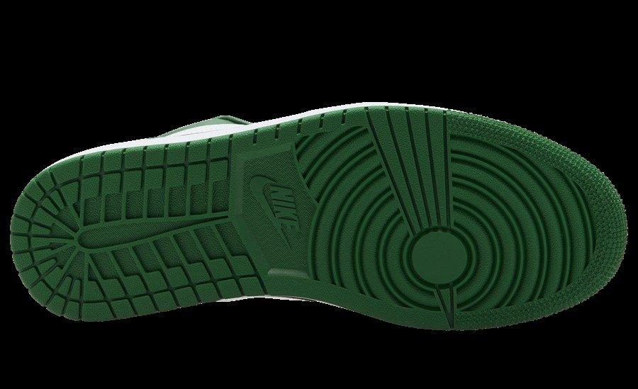 Nike,Air Jordan 1 Low,AJ1 Low, 这次是「小凯尔特人」!Air Jordan 1 Low 新配色即将发售!