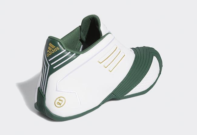 """adidas,TMAC 1,LeBron,詹姆斯 詹姆斯高中战靴!adidas TMAC 1 """"SVSM"""" 配色即将复刻!"""